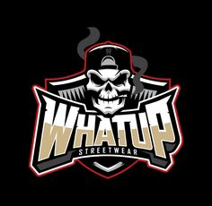 Whatup Streetwear - American Logo Sport Theme