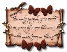 Only people