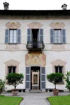 Villa della Porta Bozzolo Casalzuigno, Varese