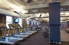 River North Gym © Bob Brobson Inc, Chicago