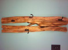 Coat rack by Daniel McGraw