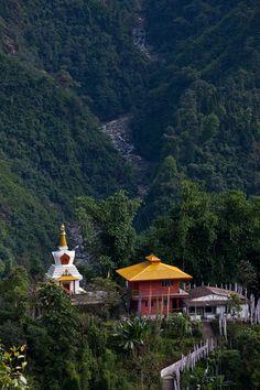 fifth stop - Gangtok, Sikkim, India India Food, India India, Nova Deli, Bhutan, Gangtok, Northeast India, Amazing India, Visit India, Hill Station