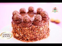 PASTEL DE FERRERO ROCHER | MIS PASTELITOS - YouTube