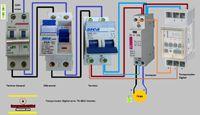 Esquemas eléctricos: temporizador digital interlec como conexionarlo co...