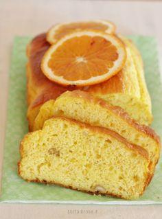 Cake salato all'arancia e anacardi/Savory cashews and orange cake