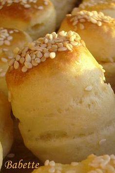 Babette: Vajas pogácsa