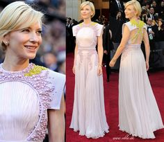 Cate Blanchett in Givenchy haute couture dress | Oscars 2011