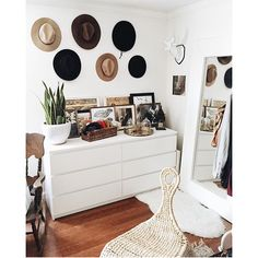 Bedroom Storage/decor