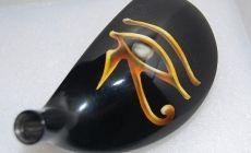 L'oeil d'Horus;Réalisation en partenariat avec VR Clubmaker.