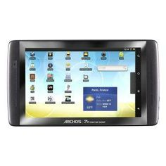 Archos 70 internet tablet 8GB(Black)