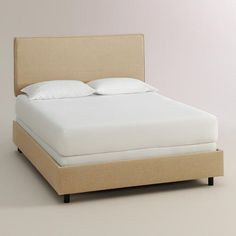 Linen Loran Bed