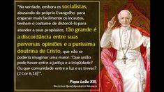 Carta Encíclica Sobre o socialismo e comunismo (AudioBook Católico)