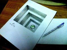 Minion 3D drawing by BoyNguyenArt on DeviantArt                                                                                                                                                                                 More