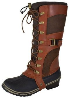 Sorel Women Conquest Carly Boot
