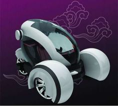 Super-Compact Electric Cars - Airwaves (GALLERY)