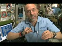 One of life's unanswered questions answered by Richard Garriott on board the International Space Station - DO #magnets work in Space?