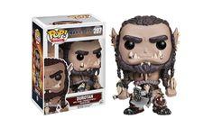 Durotan. Wódz klanu Lodowego Wilka. Ojciec wodza Hordy Tralla z serii Warcraft oraz World of Warcraft. Bardzo szczegółowa wersja figurki od Funko. #Warcraft #Funko