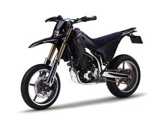 2007 Wr250x Special First year aluminum frame for the WR but still carbureted.