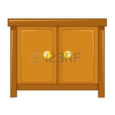 Armoire dessin poitrine sketched des tiroirs mod le de - Dessin d armoire ...