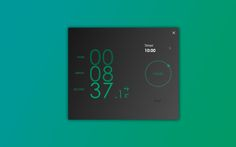 Countdown Timer Self Rating: Game Interface, Ui Patterns, Daily Ui, Countdown Timer, Ui Ux Design