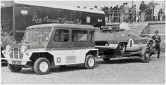 MINI MOKE & LOTUS 47 GOLD LEAF TEAM 1968