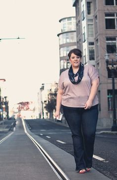 Meet Skorch Mag Plus Size Fashion Editor-In-Chief, Jessica Kane of Fatshion Chic.