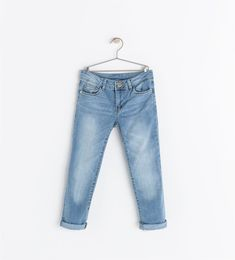 Image 1 of REGULAR FIT JEANS from Zara