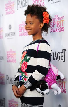 10 Times Quvenzhané Wallis Taught Us Life Is Better With A Puppy Purse