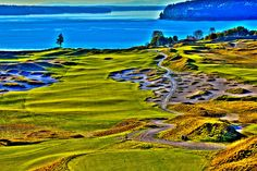 #5 At Chambers Bay Golf Course - Location Of The 2015 U.s. Open Tournament Photograph