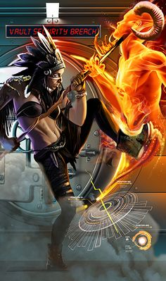 Catalyst Game Labs : Shadowrun Art...