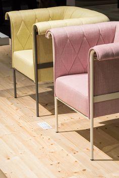 Stockholm Furniture Fair 2015: Chester por Thomas Sandell e Pierre Guillaume para Källemo - Husligheter.se