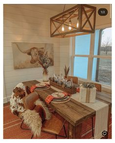 House Design, House, Home, Ranch House, Western Kitchen, Home Kitchens, Western Rooms, Western Home Decor, Rustic House