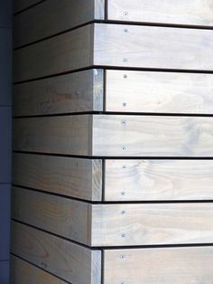 corner timber lining detail - Google Search