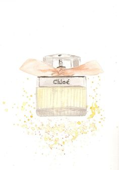 Chloé, pink bow. I must remember to try this on next time I fly. It always smells so good on others. Fingers crossed.