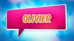 joyeux anniversaire olivier - YouTube