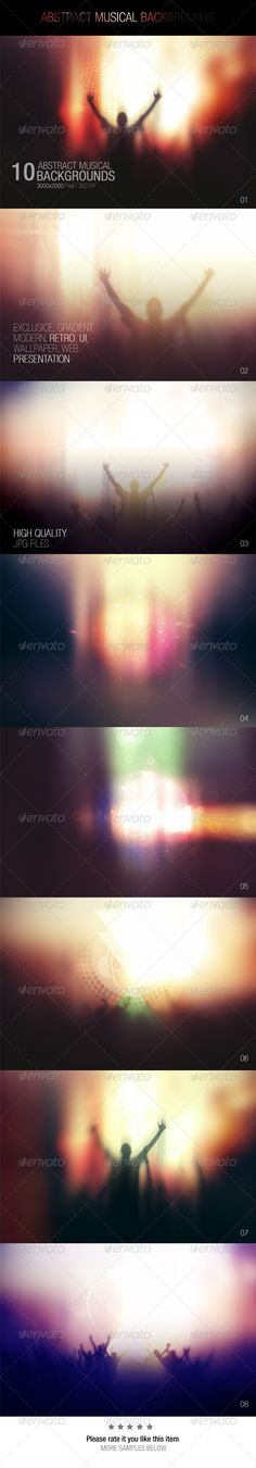 http://graphicriver.net/item/abstract-musical-backgrounds/7738047?ref=wutip