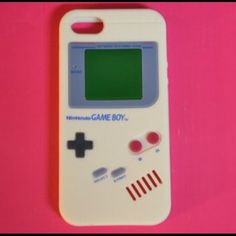 Nintendo iPhone case 5/5s Super cute! For girls or guys!  . willing to bundle as well!  Nintendo Accessories Phone Cases