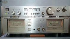 Luxman C-02 & M-02