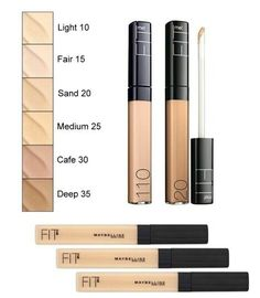 Maybelline Fit concealer Me Shades I'm shade 20 sand