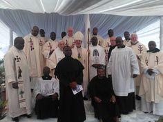 A new priest from the Vicariate of Ingwavuma | Bhubesi
