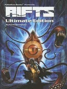 Rifts Ultimate Editi