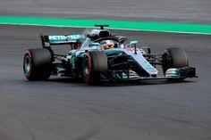 Hamilton a Circuit de Catalunya-ban