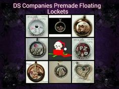 Direct Sales Reps, get your premade floating locket necklaces with chains for only $26.95.  Great way to advertise your business too. www.endlessxpressions.com/store/#Saracook