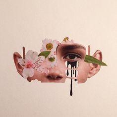 As colagens criativas de Adam Hale - O artista britânico Adam Hale trabalha com colagens, criando suas obras a partir de recortes de revistas semanais. Confira sua arte.