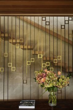 The Knoll – Greenhithe Living Room Partition Design, Room Partition Designs, Wall Panel Design, Door Design, Jalli Design, Design Ideas, Stair Railing Design, Staircase Railings, Cute Wall Decor