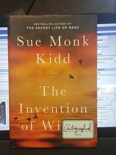 The Invention Of Wings By Sue Monk Kidd Pdf