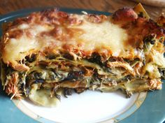 Pressure Cooker Chicken Lasagne Recipe - Food.com