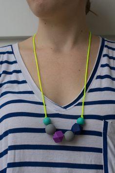 "The ""Melanie"" Teething Necklace"