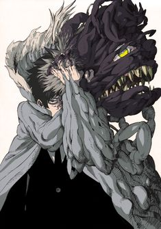 CATSUKA - Art and fanart by mangaka Horikoshi Kouhei ...