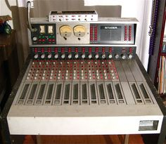 This mixer is a classic instrument.